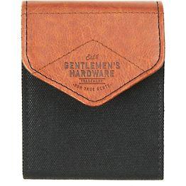 Gentleman's Black Manicure Kit