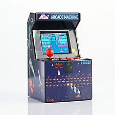 Retro Arcade Handheld Machine