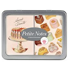 Cavallini Petite Notes Sweet Treats