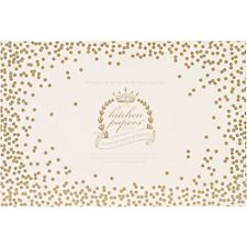 Confetti Paper Placemats Pad