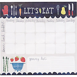 Let's Eat Note Pad