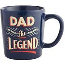 Dad The Legend Mug