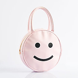 Smiley Face Lunch Tote