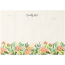 Rifle Paper Co. Honeydew Desk Pad