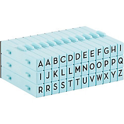 PEGZ Stackable Letter Set