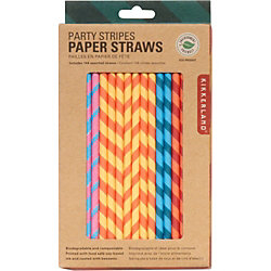 Colorful Paper Straws - Set of 144