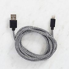 XL Braided iPhone Cord