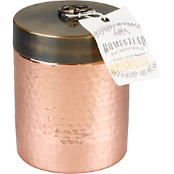 Ambrosia Copper Candle