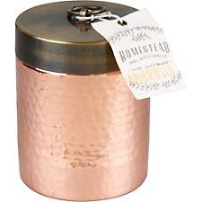 Ambrosia Copper Candle