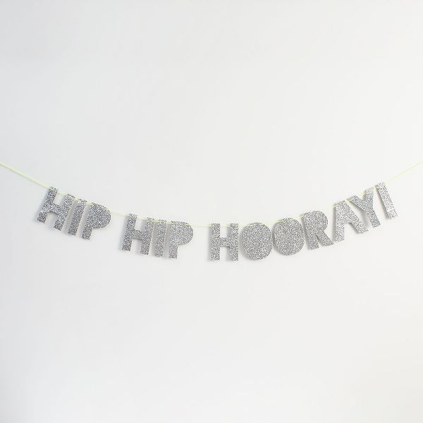 Hip Hip Hooray Garland