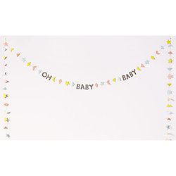 Oh Baby Mini Garland