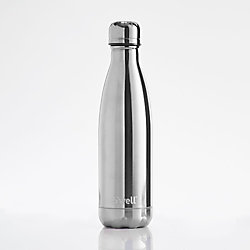 Swell Titanium Metallic Water Bottle
