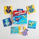 Airplanes Kids Valentine Pack