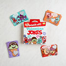 Scratch Off Jokes Kids Valentine Pack
