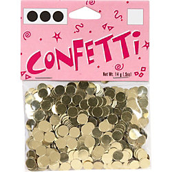 Gold Confetti