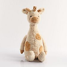 Gentle Giraffe Plush