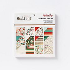 Decorative Christmas Paper Pad