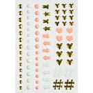Planner Love Enamel Stickers