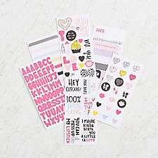 XOXO Multipack Stickers