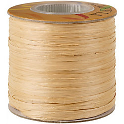 Natural Raffia Ribbon