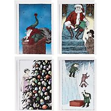 Edward Gorey Tis the Season Assorted Holiday Cards
