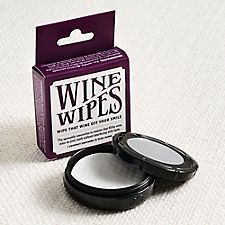 Wine Teeth Wipes