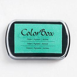 Ocean ColorBox Inkpad