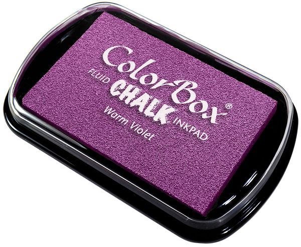 Warm Violet ColorBox Chalk Inkpad