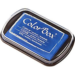Periwinkle ColorBox Chalk Inkpad