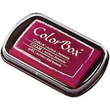 Dahlia ColorBox Chalk Inkpad