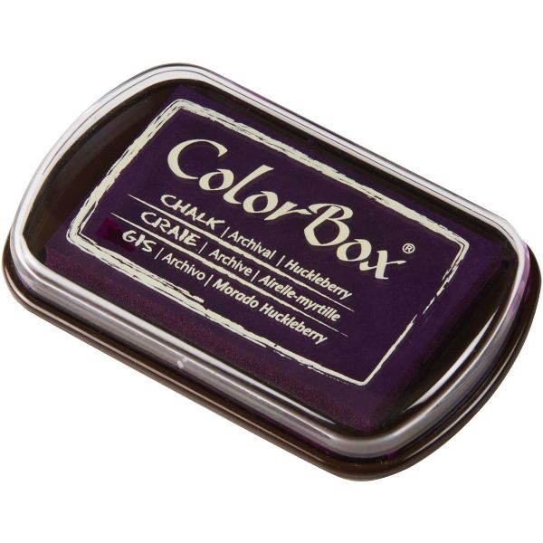 Huckleberry ColorBox Chalk Inkpad