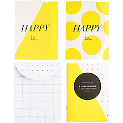 Happy Is Notecard Kit