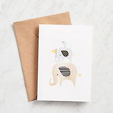 Baby Elephant Stationery