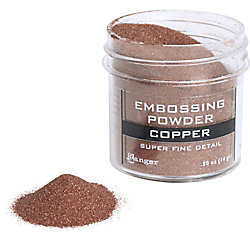 Copper Super Fine Detail Embossing Powder
