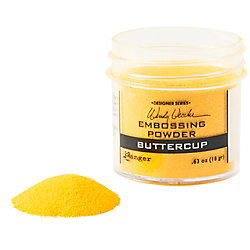 Buttercup Embossing Powder