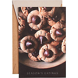 Seasons Eatings Holiday Cards