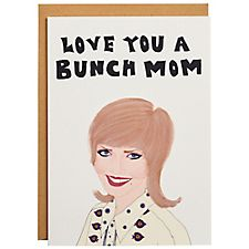 Love You a Bunch A7 Mother's Day Card