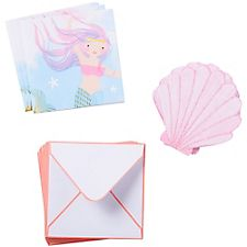 Mermaid Notecard Set