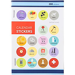Everyday Calendar Stickers