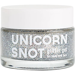 Silver Unicorn Snot Glitter Gel