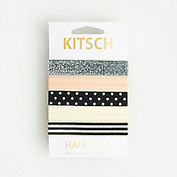 Kitsch Bon Bon Hair Tie Set