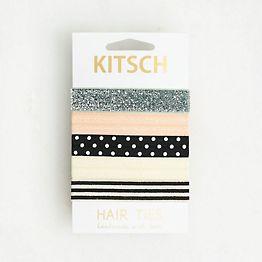 Kitsch Bon Bon Hair Tie Set