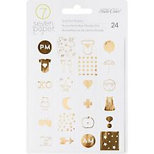 Studio Calico Gold Baby Stickers