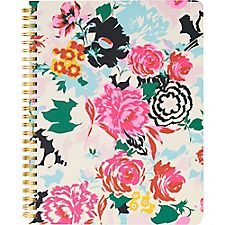 ban.do Rough Draft Floral Notebook