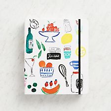 kate spade new york Recipe Binder