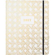 kate spade new york Gold Caning Planner 2016-2017
