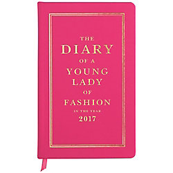 kate spade new york Diary of a Young Lady Planner 2017