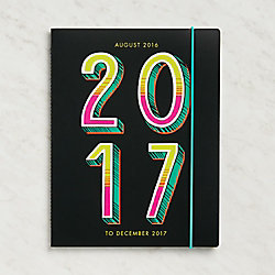 Paper Source Jumbo Art Planner 2016-2017