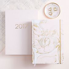 2017 Luxe Page-A-Day Planner 2017