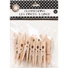 Medium Clothespins